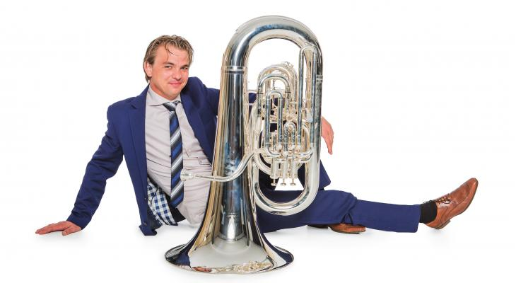 Inschrijving Jeugdmuziekkamp 2019 o.l.v. Vincent Verhage geopend