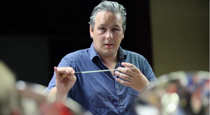 Chris Derikx definitief aan de slag bij Brassband Rijnmond