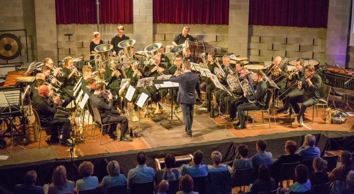 Noordlimburgse Brassband presenteert cd No man's land