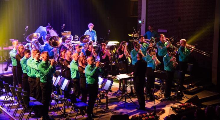 LIVESTREAMCONCERT: Brassband De Wâldsang