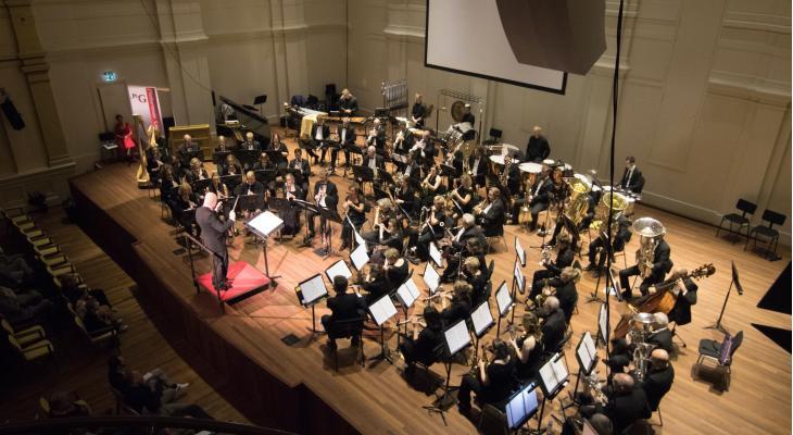 Afscheid Joop Boerstoel bij Philharmonie Gelre in teken van volkshelden