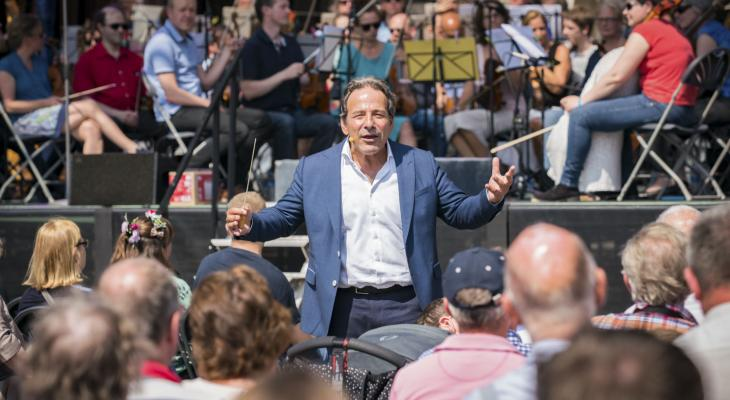 Philips Symfonie Orkest speelt 7e van Shostakovitsj