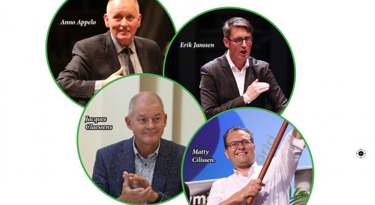 Vuurdoop voor nieuwe generatie juryleden