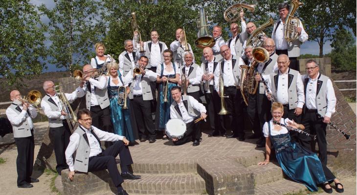 Nieuwjaarsconcert door Isseltaler Musikanten