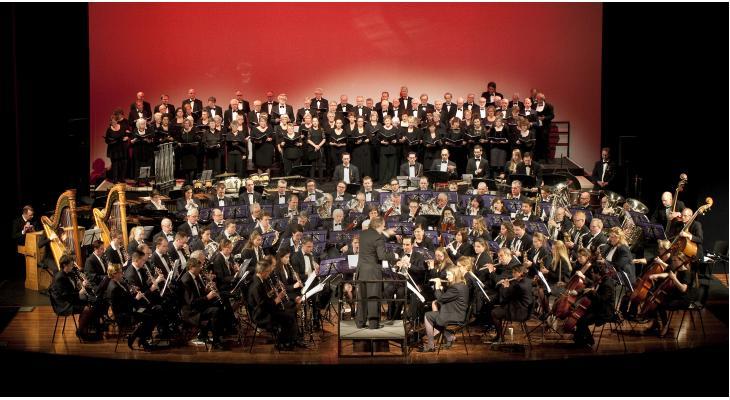 Gezamenlijk concert Thorner harmonieën
