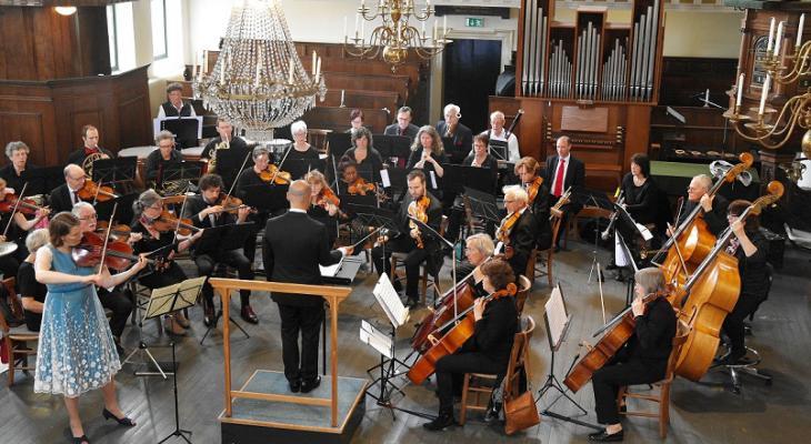 Zaans Symfonie Orkest zoekt dirigent