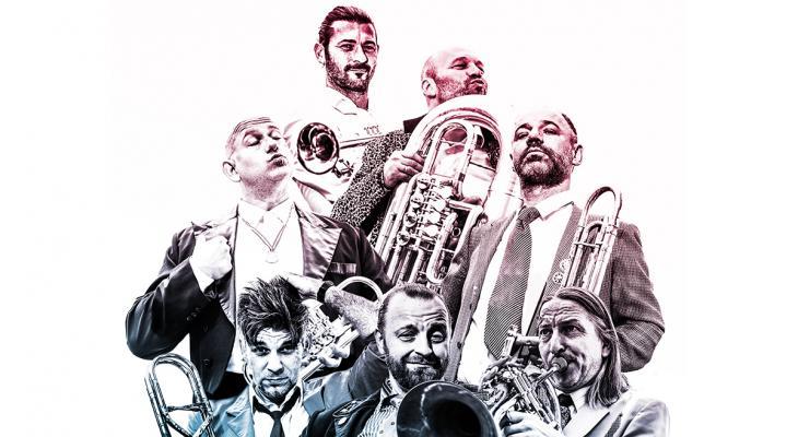 Mnozil Brass met nieuwe show Phoenix