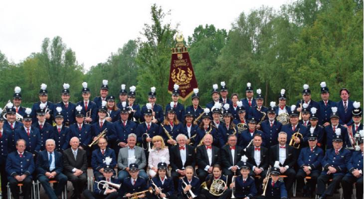 16e Galaconcert door Sint Caecilia Schinnen