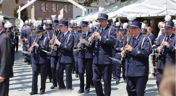 Herfstoncert door KOH en Brassband Limburg