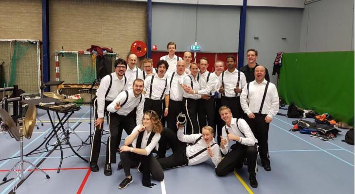 Slagwerkgroep Neerbosch-Oost zoekt slagwerkdirigent
