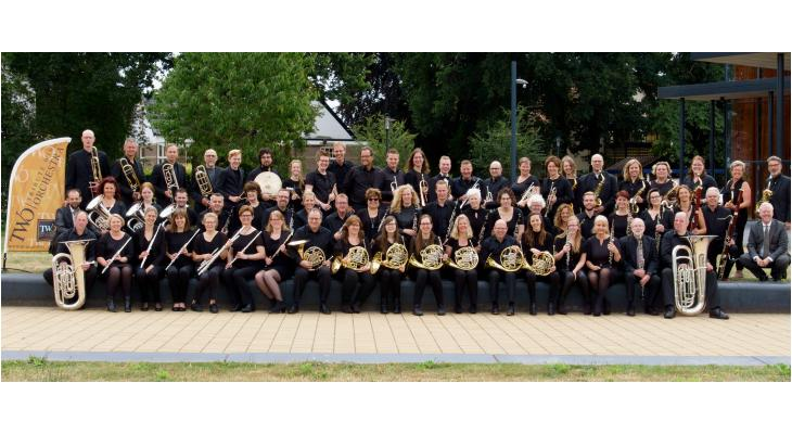 Tribute Wind Orchestra met The American Legacy