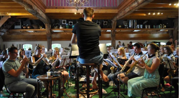 Jeugdmuziekkamp volgende week te gast in Appelscha