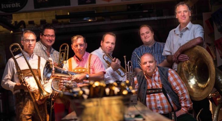 Brass Legends: festival met een mix van stijlen