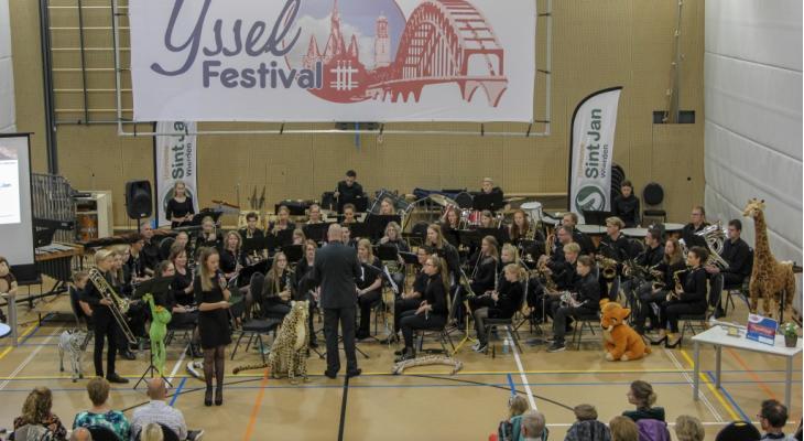 Inschrijving voor IJsseljeugdfestival 2020 geopend