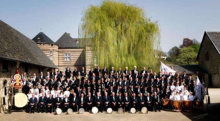 Philharmonie Bocholtz en Belgian Brass