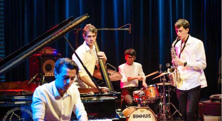 Finalefestival Prinses Christina Jazz Concours 2021