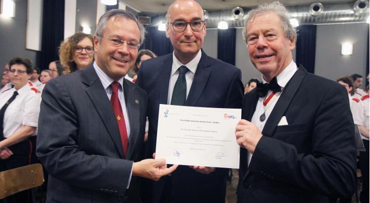 'Sainte Cécile behoort tot de top van Nederland'