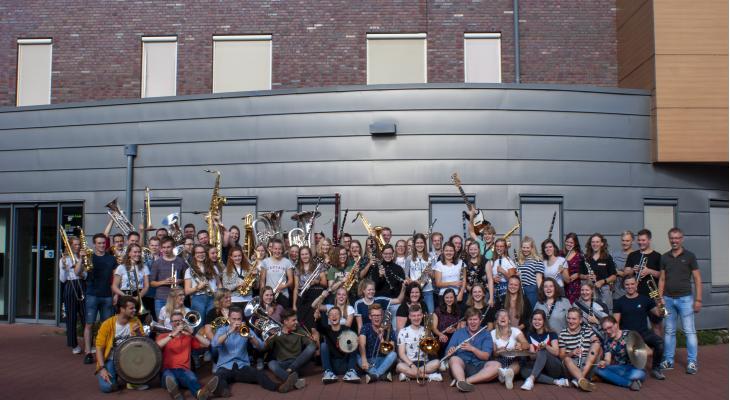 Jonge muzikanten beleven OGJO: The Experience