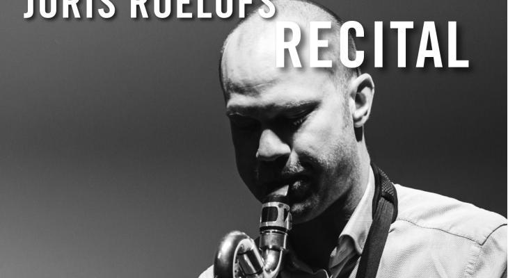 Recital van jazzsaxofonist Joris Roelofs