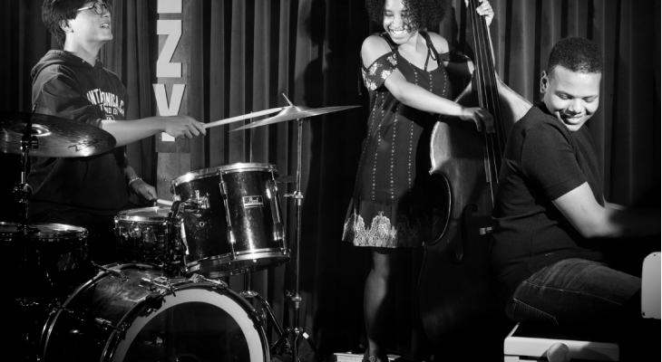 Bimhuis in het teken van jong Nederlands jazztalent