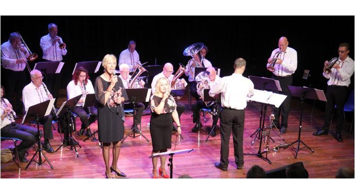 Polka's en walsen van de Zuidema Kapel
