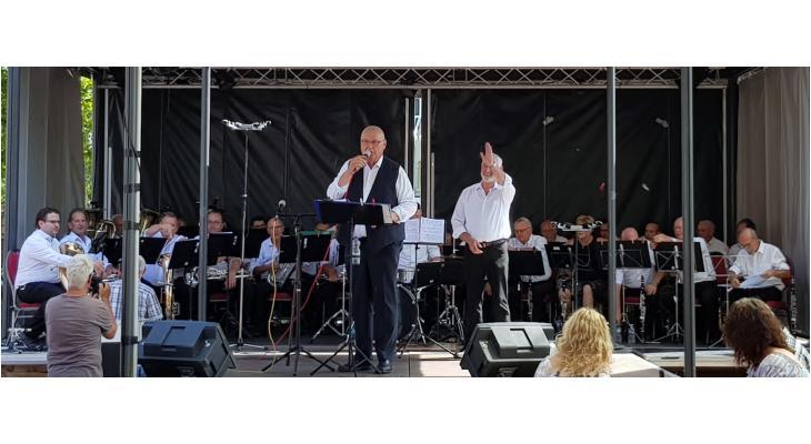 Reünie-Orkest Limburgse Jagers treft Böhmische Klänge