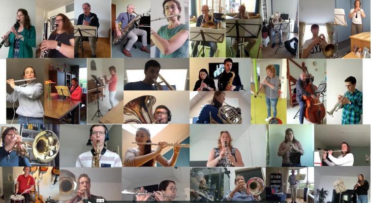Onlinewedstrijd Klankwijzer: Arti Alphen wint opname promo