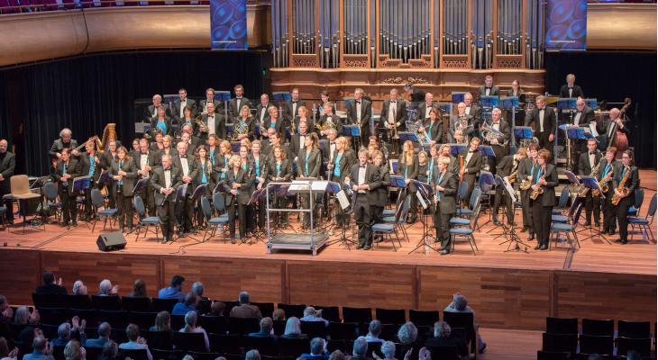 Tata Steel Symfonisch Blaasorkest met Italiaans programma