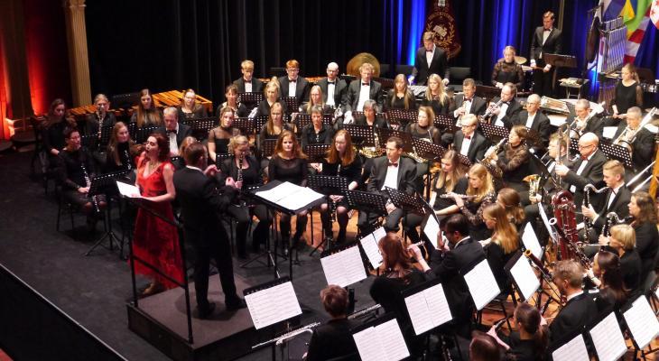 Hoogste score voor Vriezenveense Harmonie in Zutphen