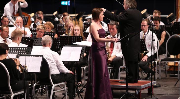 Topblaasorkesten concerteren op nieuw WMC-zomerfestival