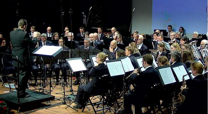 Concours in beeld: Sint Joseph Weert speelt Rob Goorhuis
