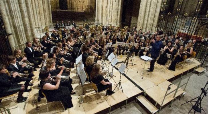 Frysk Fanfare Orkest werkt aan nieuw project
