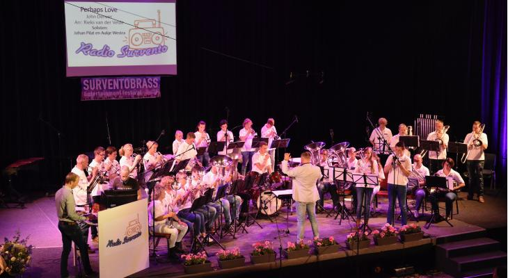 'Brassband Schoonhoven imponeert op Surventobrass'
