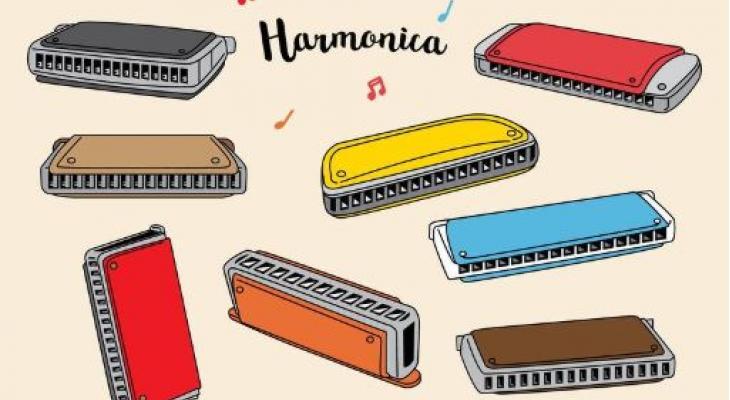 Online introductiecursus mondharmonica voor muziekdocenten