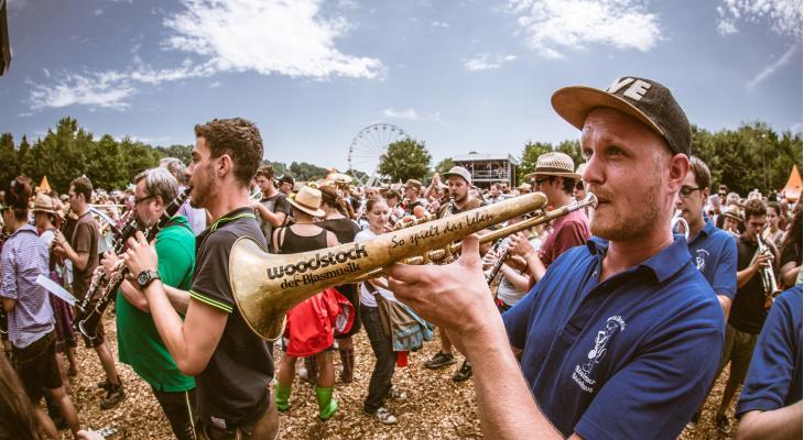 Woodstock der Blasmusik inspireert WMC