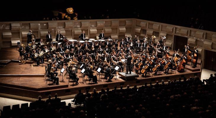 Nederlands Studenten Orkest speelt De Ring