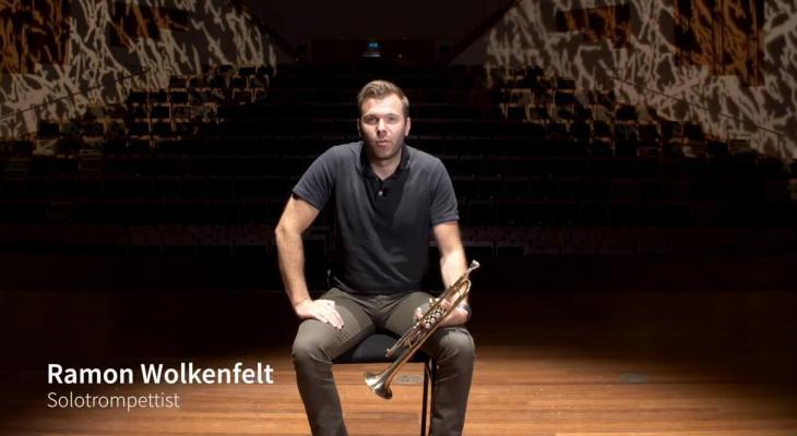 Profs helpen amateurs #8: Ramon Wolkenfelt (trompet)