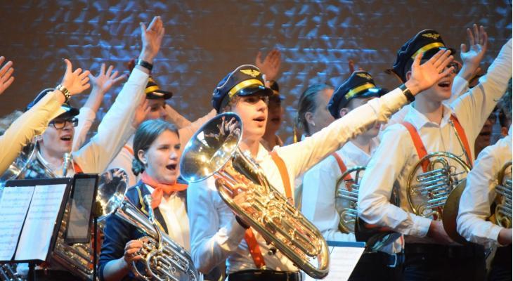 Versoepeling regels geeft Survento Fanfare Festival hoop
