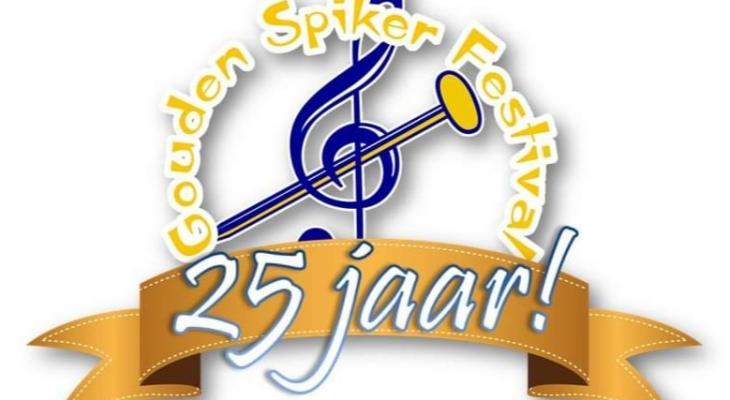 Zilveren Gouden Spiker Festival opent met brassbands