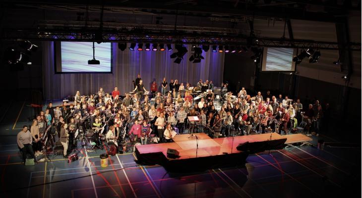 36e Jeugdmuziekdag in Aalst