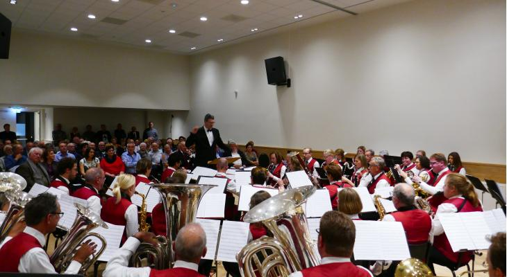 Harmonie Sint Caecilia Echt zoekt dirigent