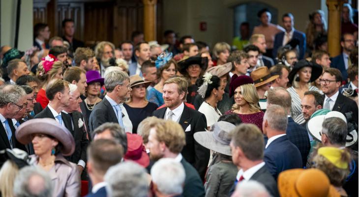 KNMO blij met warme woorden voor verenigingsleven op Prinsjesdag