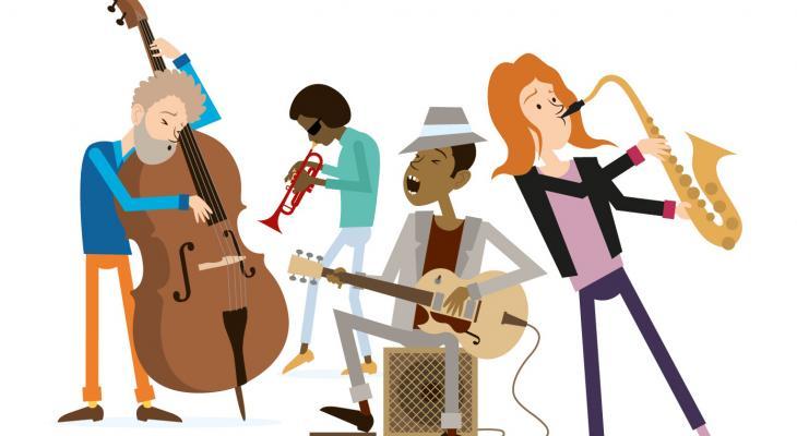 <p>'Corona-proof' zonder bladmuziek leren spelen</p>