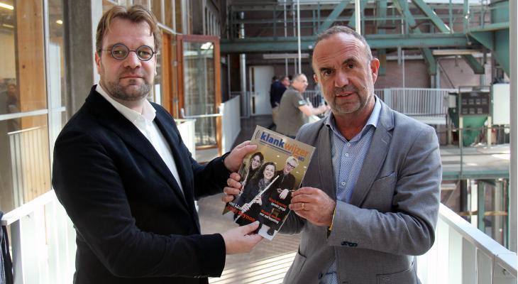 KNMO Klankwijzer Magazine naar alle 700 bibliotheken in Nederland