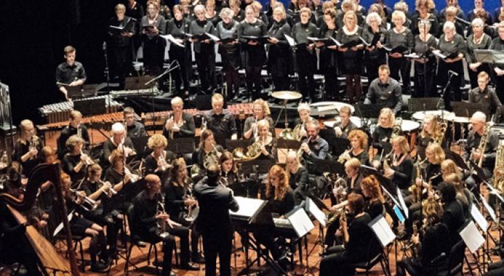 Eendracht Winterswijk zoekt muzikaal leider en inspirator