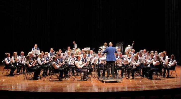 Concert van Soli Zaandam en Kunst na Arbeid Purmerend