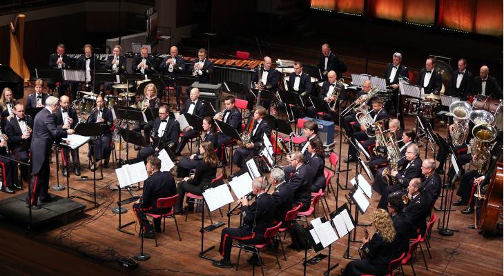 Concert KMKJWF in Millingen a/d Rijn