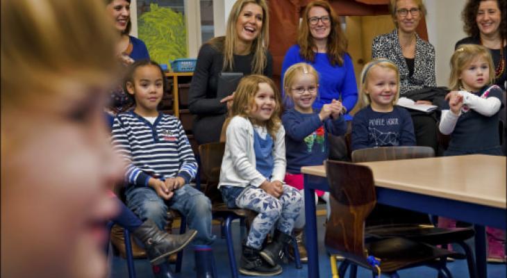 Deelname aan schoolprojecten als investering in de toekomst