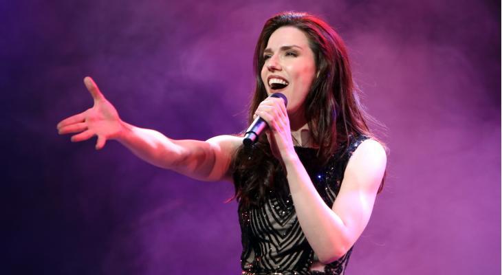 Musicalster Renée van Wegberg als gastartieste op je concert
