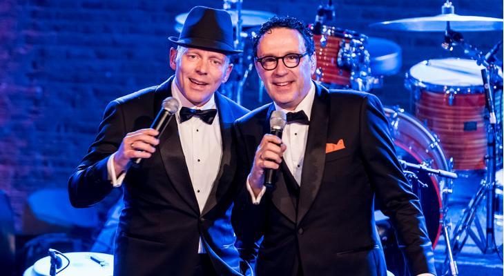 Sinatra meets Sinatra te boeken voor concerten met blaasorkesten